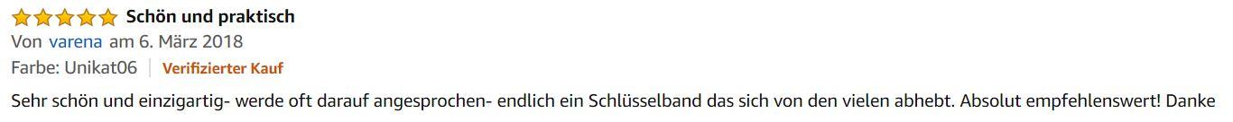 Kundenbewertung Lieblingsmanufaktur Loop Schal