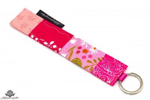 Schlüsselanhänger rosa pink