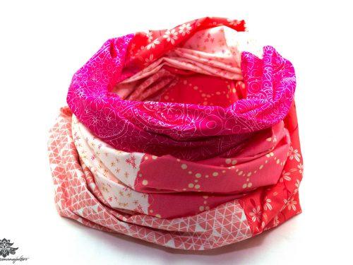 schöne Tücher und Schals Patchwork