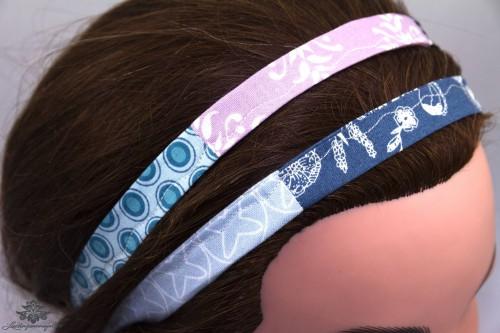 Frisuren mit Haarbändern