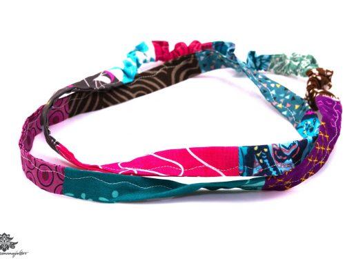 Haarband bunt