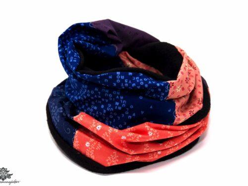 Fleece-Winter-Schals