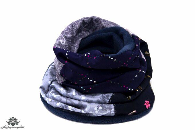 Loop-Schals Damen Winter
