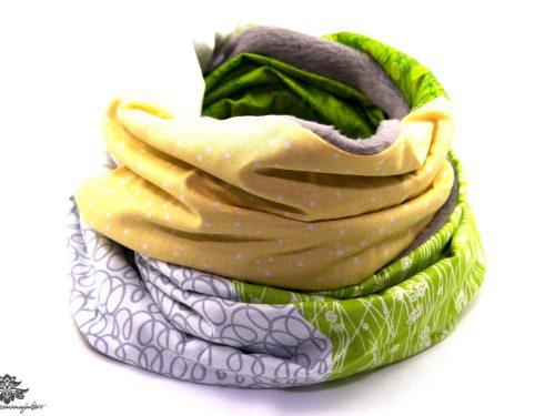 Schal bunt