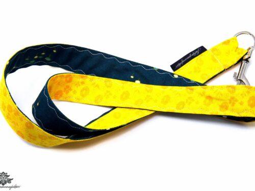 Schlüssel verloren Schlüsselband blau gelb