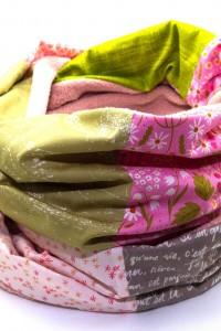 Winterschal Damen rosa