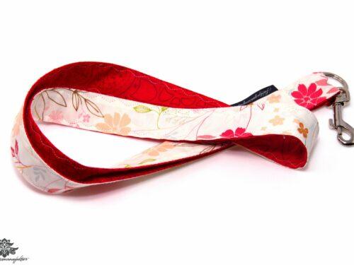 Wo ist mein Schluessel Schluesselband Blumen