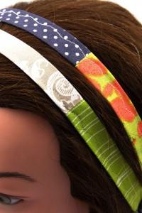 Haarband tragen 2