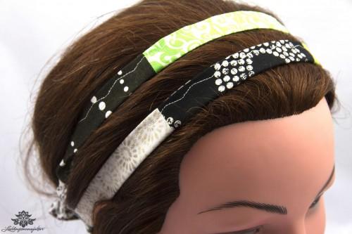Stoff Haarband bunt (2)