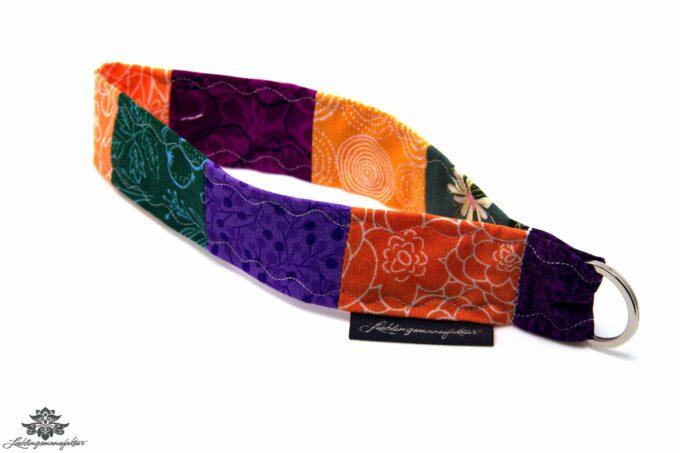 Lanyard Arm lila orange