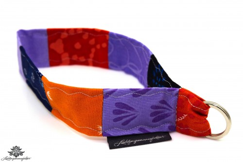 Lanyard Arm lila orange
