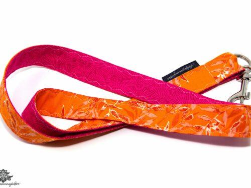 Lanyard Schlüsselband orange