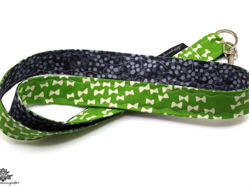 Lanyard grün grau schwarz