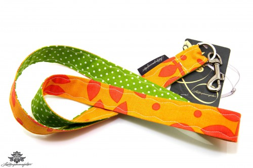 Lanyard grün orange