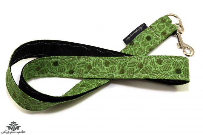 Lanyard grün schwarz