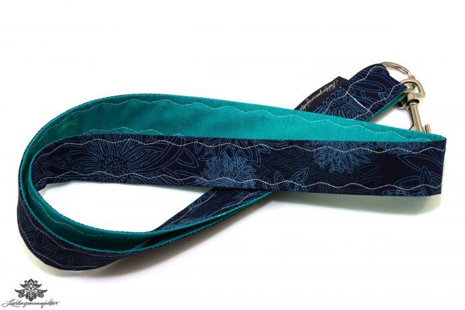 Lanyard marineblau türkis