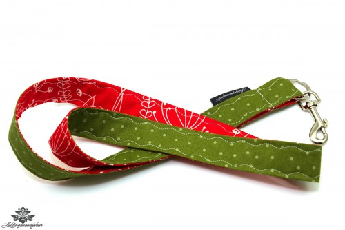 Lanyard rot grün