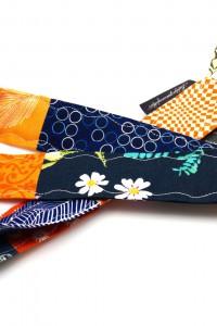 Schlüsselbänder orange blau