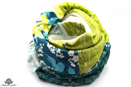 Schals Winter Frauen bunt