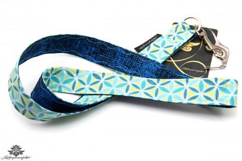 Schlüssel verlegt schlüsselband blau hellblau
