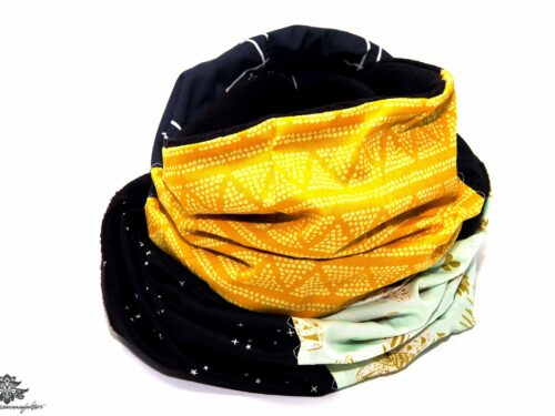 Warme Loopschals Frauen