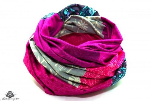 Loop rosa lila pink