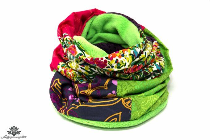 Schal grasgrün