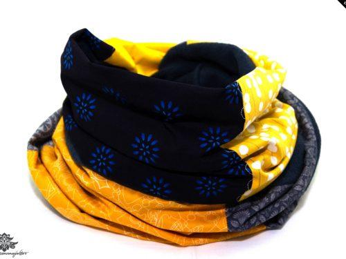 Gelber Schal