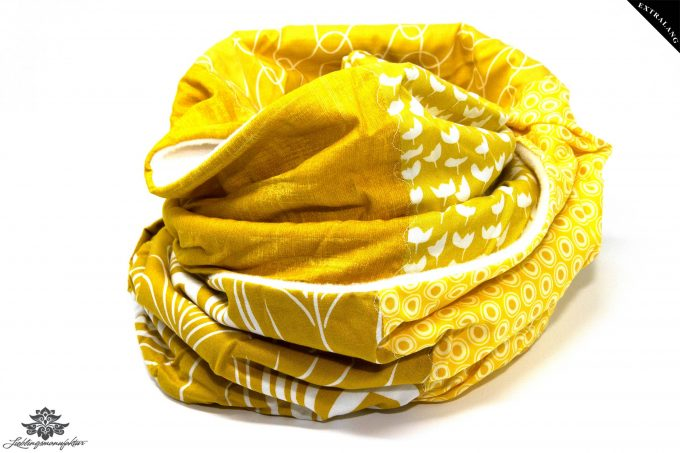 Loop gelb Winter