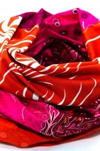 Loop pink orange