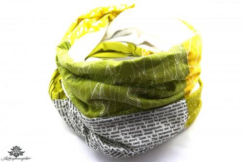 Winterloop grün