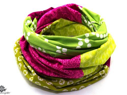 Loop Baumwolle grün