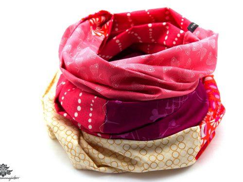 Loop Schal pink rosa