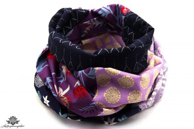 Loop violett lila