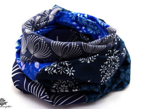 Schal Loop dunkelblau