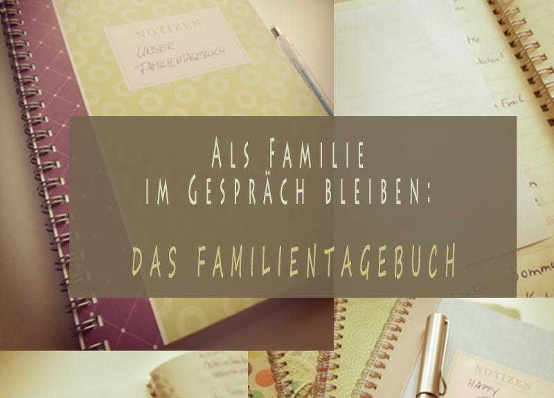 Familie Tagebuch