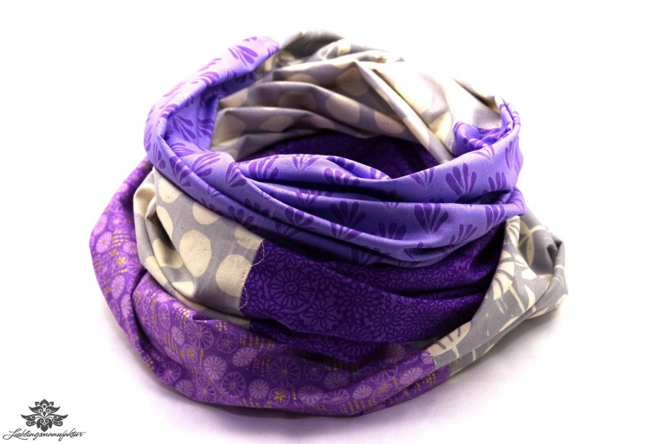 Damen Schals Baumwolltücher Loops Lieblingsmanufaktur