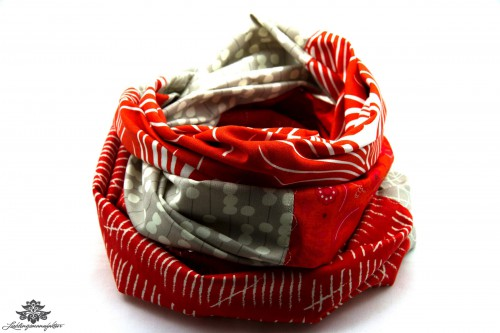 Schal Baumwolle