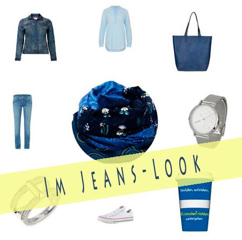 Loop zu Jeans