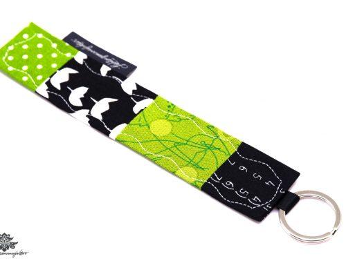 Schlüsselanhänger grasgrün