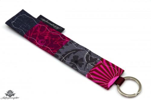 Schlüsselanhänger pink