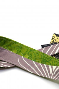Stoffschlüsselband grasgrün