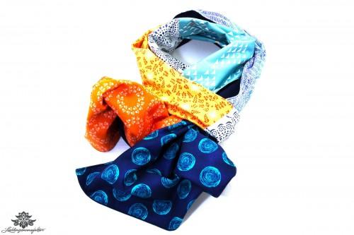 Tuch dunkelblau