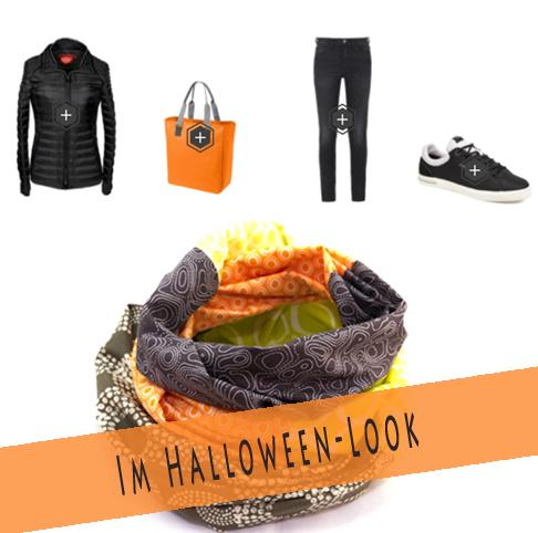 Lieblingsmanufaktur-Loop-Halloween-Look