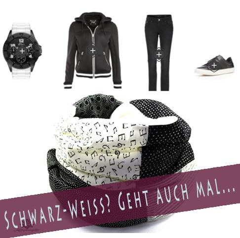 Schwarz-Weiss