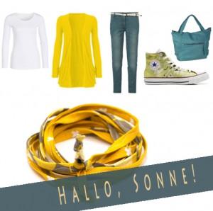 Hallo-Sonne