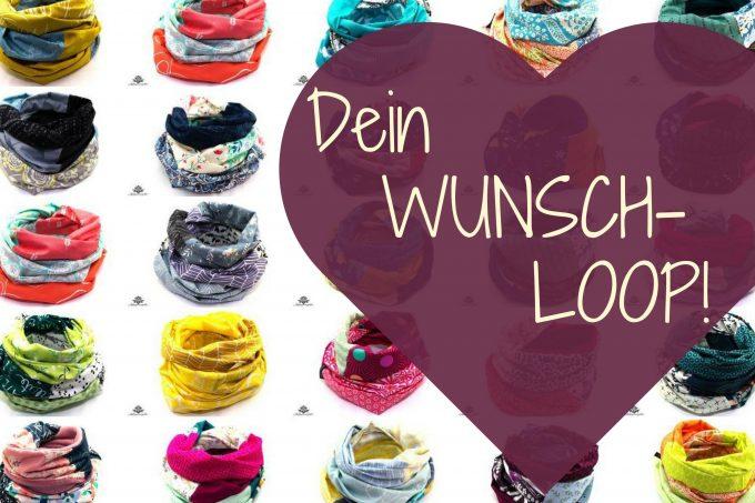 Loop Schal Tuch individuelle Stoffe - Lieblingsmanufaktur