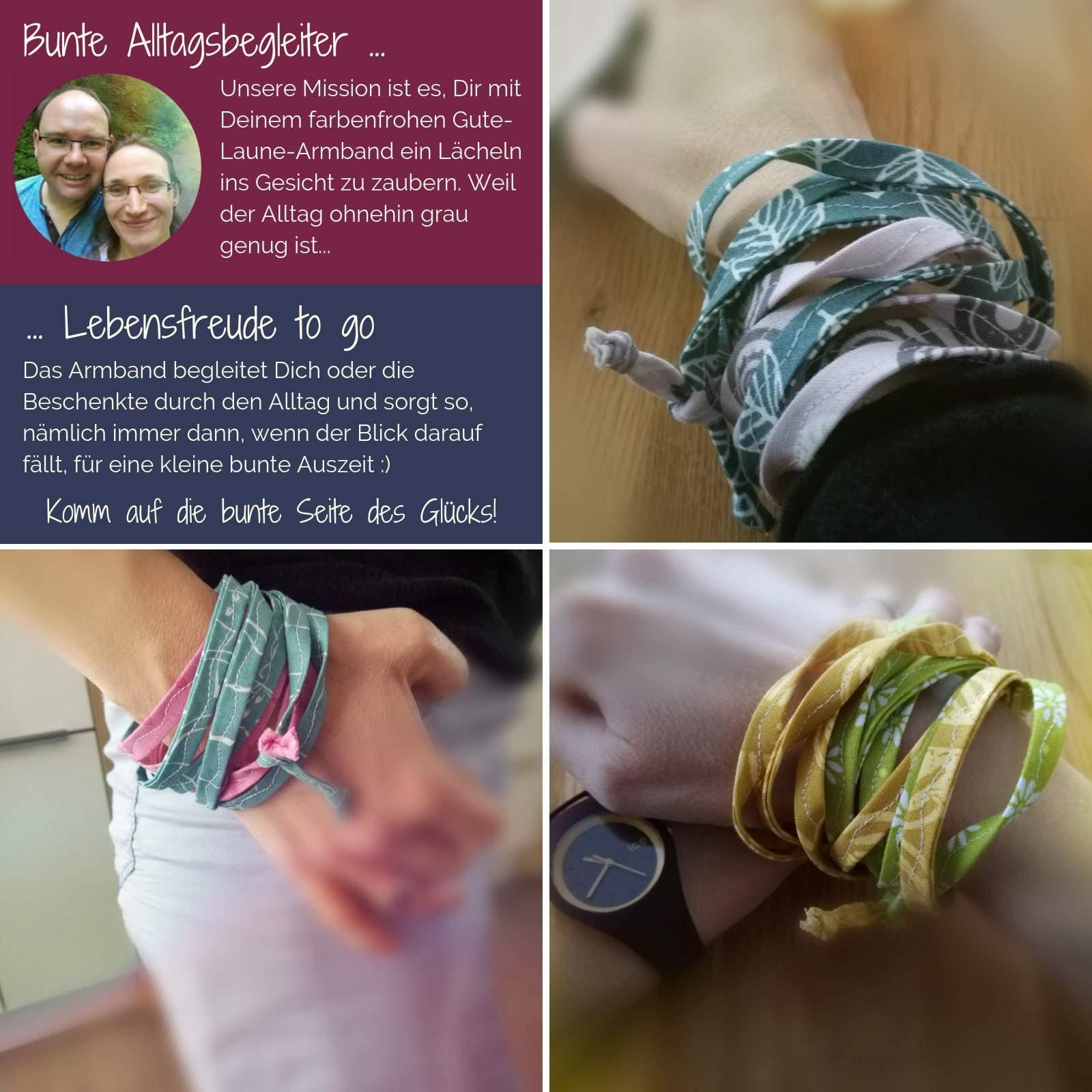 Bild von verschiedenen Armbändern
