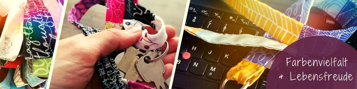 Schlüsselanhänger Marke