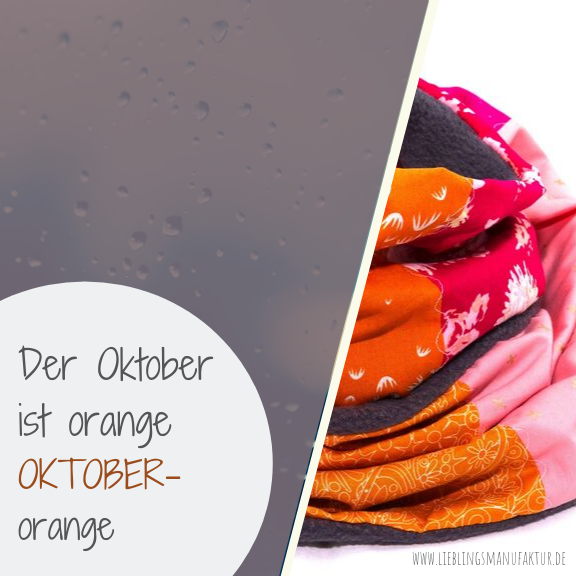 OKTOBER orange